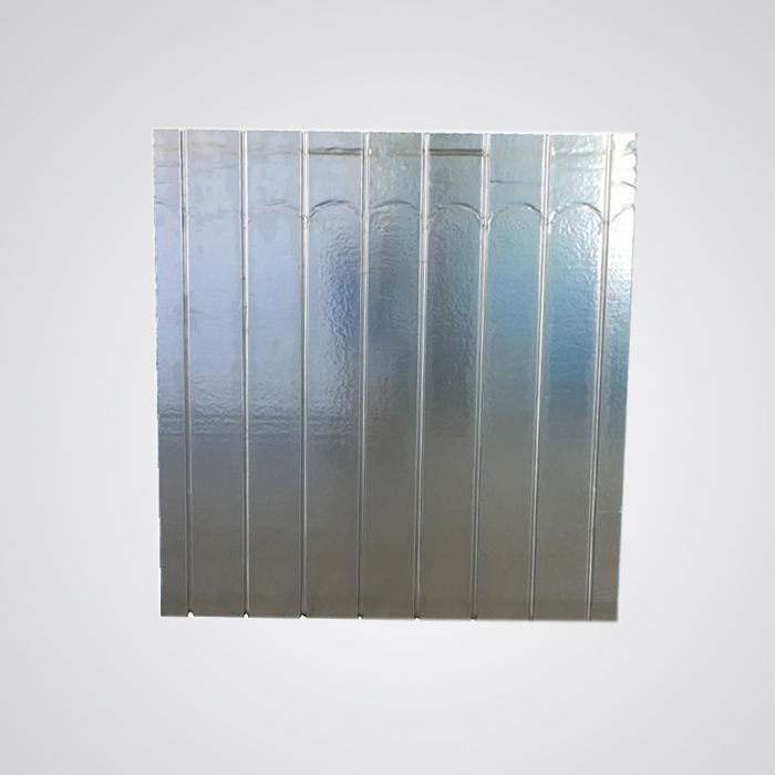 Aluminum Foiled EPS Insulation Board