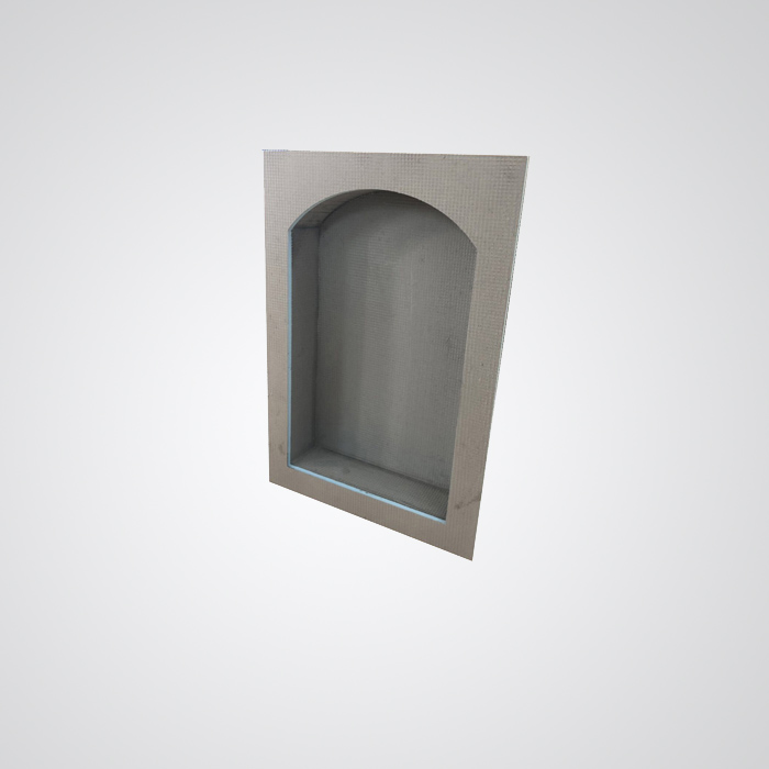 Special Shape XPS Shower Niche